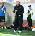 Dunfermline boss Jim Jeffries.