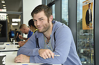Liam McIntyre at German Comic Con Dortmund Limited Edition, Dortmund, Germany - 11 Sep 2021 ***FOR USA ONLY** Credit: Action Press/MediaPunch