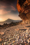 The Cuillins and Loch Scavaig from Elgol, Isle of Skye, Scotland