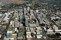 aerial photograph Salt Lake City, Utah