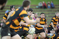 130629 Wellington Club Rugby - Wellington v Avalon