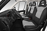 Front seat view of 2019 Citroen Jumper - 4 Door Chassis Cab Front Seat  car photos