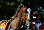 09 August 1: Convocation prior to the 46th running of the grade 2 Jim Dandy Stakes for three year olds at Saratoga Race Track in Saratoga Springs, New York.