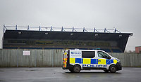 General view outside of the Stadium ahead of the Sky Bet League 1 match between Oxford United and Portsmouth at the Kassam Stadium, Oxford, England on 19 January 2019. Photo by Andy Rowland.