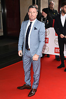 Dean Gaffney<br /> arriving for theTRIC Awards 2020 at the Grosvenor House Hotel, London.<br /> <br /> ©Ash Knotek  D3561 10/03/2020