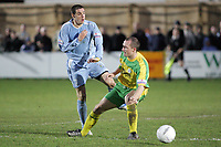 Grays Athletic vs Thurrock - Nationwide Conference South at the New Rec - 01/01/05 - MANDATORY CREDIT: Gavin Ellis/TGSPHOTO