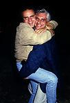 JERRY CALA' CON FRANCO OPPINI<br /> ROMA 1994