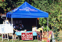 5th Annual Garlic Festival, August 2013 (hosted by The Sharing Farm) at Terra Nova Rural Park, Richmond, BC, British Columbia, Canada - '4Cats Arts Studio' offers Art Fun for the Kids