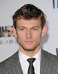 Alex Pettyfer attends the Dreamworks' World Premiere of I Am Number Four held at The Village Theater in Westwood, California on February 09,2011                                                                               © 2010 DVS / Hollywood Press Agency