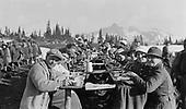 0613-Q24.  Mazamas, Mt Rainier, Washington state, 1918