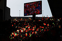 Portugal fans before the UEFA Nations League Final match between Portugal and Netherlands at Estadio do Dragao on June 9th 2019 in Porto, Portugal. (Photo by Daniel Chesterton/phcimages.com)<br /> Finale <br /> Portogallo Olanda<br /> Photo PHC/Insidefoto <br /> ITALY ONLY