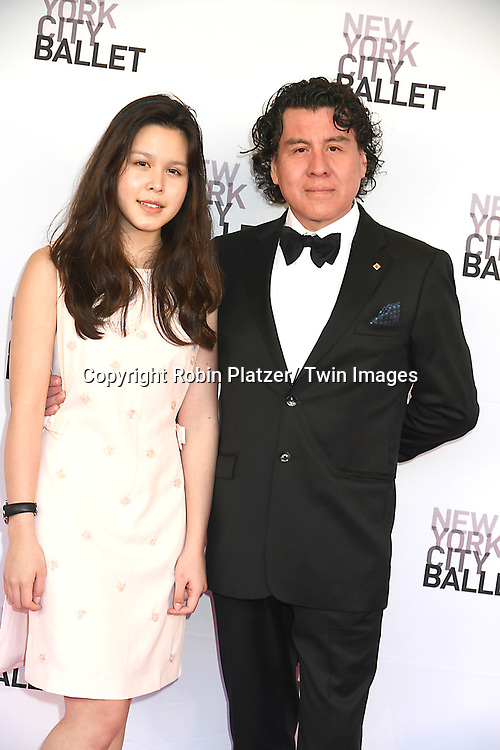 HH Alessia Alessandra de Borbon and Jaime Eduardo de Borbon attends the New York City Ballet Spring Gala on May 2, 2019 at David Koch Theater in New York, New York, USA.<br /> <br /> photo by Robin Platzer/Twin Images<br />  <br /> phone number 212-935-0770