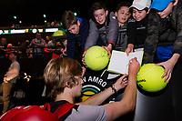 ABNAMRO World Tennis Tournament, 14 Februari, 2018, Rotterdam, The Netherlands, Ahoy, Tennis, Andrey Rublev (RUS)<br /> <br /> Photo: www.tennisimages.com