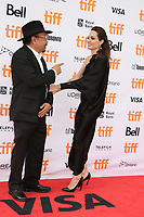 RITHY PANH AND DIRECTOR ANGELINA JOLIE - RED CARPET OF THE FILM 'FIRST THEY KILLED MY FATHER' - 42ND TORONTO INTERNATIONAL FILM FESTIVAL 2017