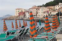 - the Marciana Marina beach (Elba island)<br /> <br /> - la spiaggia di Marciana Marina (Isola D'Elba)
