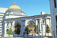 """Buffalo: Buffalo Savings Bank 1900-1901, Green & Wicks. """"A prime example of Neo-Classicism inspired by 1893 Columbian Exposition."""""""