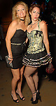 """Misti Red and Lisa Hayes at the Planned Parenthood's """"Party Like a Rock Star"""" benefit at Warehouse Live Saturday Aug. 22, 2009.(Dave Rossman/For the Chronicle)"""