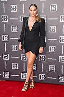Chloe Ross<br /> arrives for the Dazn x Matchroom VIP Launch Event at the German Gymnasium Kings Cross, London<br /> <br /> ©Ash Knotek  D3569  27/07/2021