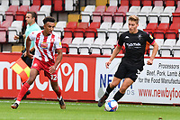 Liam Loughlan of Salford City F.C. during Stevenage vs Salford City, Sky Bet EFL League 2 Football at the Lamex Stadium on 3rd October 2020