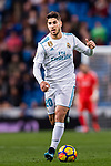 Marco Asensio Willemsen of Real Madrid gestures during the La Liga 2017-18 match between Real Madrid and UD Las Palmas at Estadio Santiago Bernabeu on November 05 2017 in Madrid, Spain. Photo by Diego Gonzalez / Power Sport Images