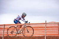 Evie Richards (GBR)<br /> <br /> Women's Elite Race<br /> UCI 2020 Cyclocross World Championships<br /> Dübendorf / Switzerland<br /> <br /> ©kramon