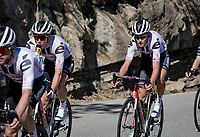 Tiesj Benoot (BEL/Sunweb) down the Col de Turini<br /> <br /> Stage 2 from Nice to Nice (186km)<br /> <br /> 107th Tour de France 2020 (2.UWT)<br /> (the 'postponed edition' held in september)<br /> <br /> ©kramon