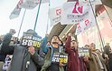 Korean media workers strike to demand restoration of independent and fair reporting