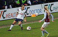 Ria Percival of Tottenham Hotspur during Tottenham Hotspur Women vs Aston Villa Women, Barclays FA Women's Super League Football at the Hive Stadium on 13th December 2020