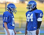 Bryant 8th Grade Football 2016