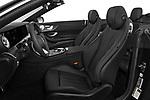 Front seat view of 2021 Mercedes Benz E-Class-Cabriolet E450 2 Door Convertible Front Seat  car photos