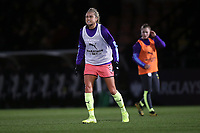 Steph Houghton of Manchester City during Arsenal Women vs Manchester City Women, FA Women's Continental League Cup Football at Meadow Park on 29th January 2020