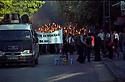 Turkey 2007  Demonstration of DTP, Democratic Society Party, in Dogubayazit  Turquie 2007 Manifestation du DTP, Parti de la Société Démocratique, a Dogubayazit