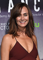 Diane Farr @ the HULU premiere of 'Chance' held @ the Harmony Gold. October 17, 2016 , Hollywood, USA. # PREMIERE DE LA SERIE 'CHANCE' A HOLLYWOOD