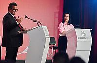 2021 10 18 POL - ELECTIONS - Débat Coderre - Plante - CCMM