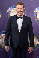"Brian Conley<br /> at the launch of the new series of ""Strictly Come Dancing, New Broadcasting House, London. <br /> <br /> <br /> ©Ash Knotek  D3298  28/08/2017"