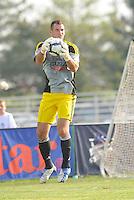 Joe Warren (minn gk)...AC St Louis and NSC Minnesota Stars played to a 2-2 tie at Anheuser-Busch Soccer Park, Fenton, Missouri.