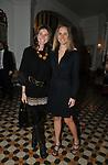 """ALLEGRA GIULIANI RICCI<br /> PREMIERE """"BACIAMI ANCORA"""" DI GABRIELE MUCCINO  - RICEVIMENTO AL HOTEL MAJESTIC  ROMA 2010"""