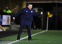 11/03/2008    Copyright Pic: James Stewart.File Name : sct_jspa07_dunfermline_v_hamilton.HAMILTON BOSS BILLY REID DURING THE GAME AGAINST DUNFERMLINE.James Stewart Photo Agency 19 Carronlea Drive, Falkirk. FK2 8DN      Vat Reg No. 607 6932 25.Studio      : +44 (0)1324 611191 .Mobile      : +44 (0)7721 416997.E-mail  :  jim@jspa.co.uk.If you require further information then contact Jim Stewart on any of the numbers above........