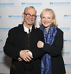 Joel Grey and Susan Stroman attends the Second Annual SDCF Awards, A celebration of Excellence in Directing and Choreography, at the Green Room 42 on November 11, 2018 in New York City.