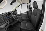 Front seat view of 2021 Ford Transit-Van - 4 Door Cargo Van Front Seat  car photos