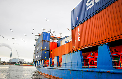 There was a ‑15.2% decline to 7.8 million gross tonnes in Dublin Port's volumes for the first three months of 2021 compared to same period in 2020