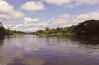 Oceania,Papua New Guinea, Septik river