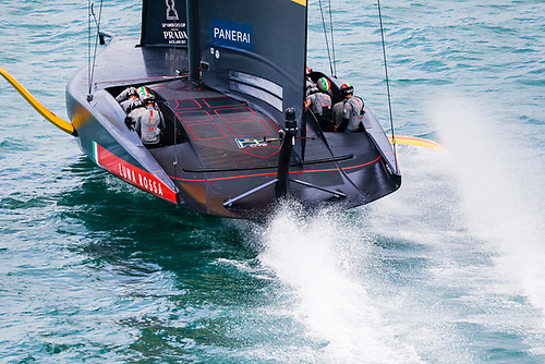 Second race winner Luna Rossa Prada Pirelli