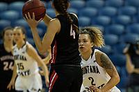 2019 MSU LadyBobcats vs Northwest Nazarene LadyNighthawks (Basketball)