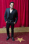 © Licensed to London News Pictures . 16/05/2015 .  The Palace Hotel , Manchester , UK . Pasha Bocarie . The red carpet at the 2015 British Soap Awards , The Palace Hotel , Oxford Road , Manchester . Photo credit : Joel Goodman/LNP