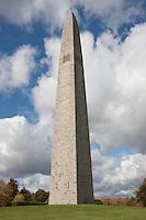 The Bennington Battle Monument, commemating the Battle of Bennington, is the tallest structure in Vermont