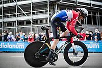 Jos van Emden (NED/Jumbo-Visma)<br /> <br /> 104th Giro d'Italia 2021 (2.UWT)<br /> Stage 1 (ITT) from Turin to Turin (8.6 km)<br /> <br /> ©kramon