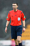 St Johnstone v Kilmarnock....09.01.16  Scottish Cup  McDiarmid Park, Perth<br /> Referee Kevin Clancy<br /> Picture by Graeme Hart.<br /> Copyright Perthshire Picture Agency<br /> Tel: 01738 623350  Mobile: 07990 594431