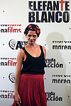 Actress Macarena Gomez attends a photocall for 'Elefante Blanco' at Palafox Cinemas on July 4, 2012 in Madrid, Spain. (ALTERPHOTOS/Alconada)