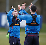 Andy Halliday and Lee Wallace